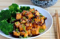 Go Chinese on #MeatlessMonday with this General Tso recipe.