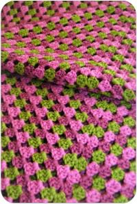 Waverly Rose Blanket. This link goes to a site that has been deleted. I have pinned this simply because I love the color combo.