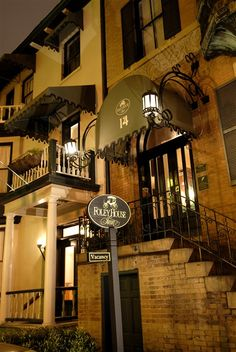 Check out our haunted story on one of Diamond Collection Inns - Foley House Inn in Savannah, Georgia | B&B Rental http://www.bedandbreakfast.com/travelers/travel-ideas/unique-inns/five-inns-that-fright-and-delight