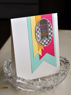 Card by Maile Belles for Papertrey Ink (March 2012)