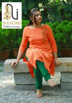 Stylish kurta neck designs for women - ArtsyCraftsyDad Salwar Neck Designs, Churidar Designs, Kurta Neck Design, Kurta Designs Women, Dress Neck Designs, Blouse Designs, Salwar Pattern, Kurti Patterns, Hand Embroidery Dress