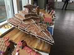 starwars gingerbread, amazing!!!