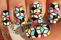 nail art - great nail art blog!! tutorials as well