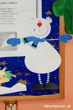 Niedźwiadek polarny :)  #lubietworzyc   #przedszkole   #swieta   #bozenarodzenie   #preschool   #kindergarten   #christmas   #dekoracje   #decorations   #handmade    #DIY   #renifery   #reindeers   #mikołaj   #santaclaus   #gwiazdki   #stars   #aniołki   #angels   #girlandy   #garland    #doordecorations   #dekoracjedrzwi   #niedzwiedzpolarny   #polarbear   #sniezynki   #platkisniegu   #snowflake