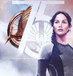 Hunger Games / Catching Fire / Katniss Everdeen