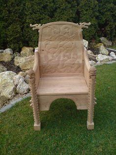 Viking Chair  - Dagfari hrut - DSC00519.JPG