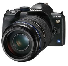 Olympus Digital Camera with Ultra-telephoto Lenses Suite