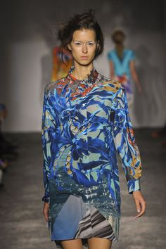 Basso & Brooke at London Fashion Week Spring 2012 - StyleBistro