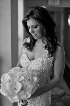 The bride black and white portrait inspiration w/ Anthony Vazquez Photography