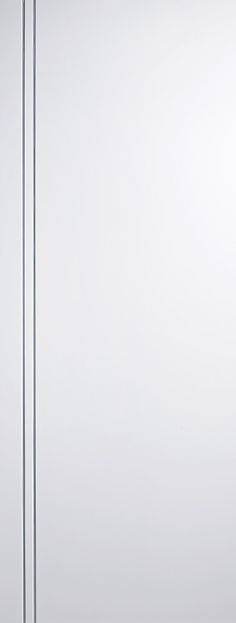 The contemporary sierra blanco is fully finished in a beautiful satin white lacquer ready for hanging. Features include silver inserts slightly recessed adding to its very contemporary look. White Internal Doors, White Doors, Blanco White, Doors Online, Minimalist Interior, Door Design, Contemporary, Satin, Home Decor