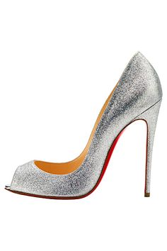 Christian Louboutin - Women's Shoes - 2014 Spring-Summer- wedding shoes