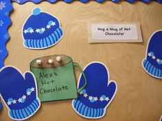 Pinterest Winter Bulletin Board Ideas | Recent Photos The Commons Getty Collection Galleries World Map App ... Toddler Bulletin Boards, Winter Bulletin Boards, Classroom Bulletin Boards, Preschool Classroom, Preschool Crafts, Crafts For Kids, World Map App, Birthday Board, Winter Activities
