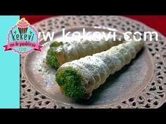Külah Pasta (Harika bir tarif) - Kekevi Tatlı Tarifleri