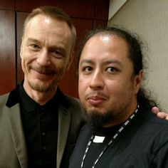 #Thisfunktional #TV: Had a great #Conversation with #BenDaniels from #TheExorcistOnFOX #Season2 #Premieres September 2017. #Interview #ComingSoon to Thisfunktional.com (#Link in #Bio) and #Subscribe to #http://ift.tt/1G5dCyB. (thanks for the #Photo #AngelaOrtiz of #SeFijaOnline.com) #ThisfunktonalTV #Television #FOX #FOXTV #FOXTCA #TheExorcist #TheExorcistFOX #Exorcist #ExorcistFOX #ExorcistOnFOX #LinkInBio http://ift.tt/1MRTm4L