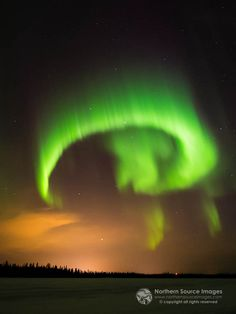 Aurora Borealis - Alaska - not exactly a sunset, but as beautiful.
