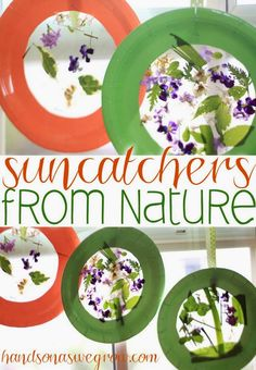 http://handsonaswegrow.com/craft-for-toddlers-nature-collage-suncatcher/