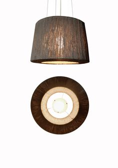 LAMPARA COLGANTE TAYRONA