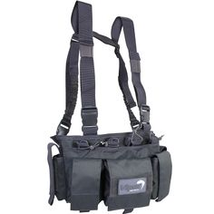 Viper Special Ops Chest Rig Titanium   Bushcraft   Airsoft   Prepping