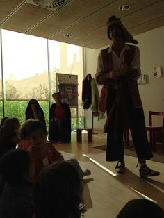 L'hora del conte – Sant Jordi:  La llegenda de Sant Jordina a càrrec de Ulldistret. #SantJordi2015