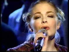 Leann Rimes....Blue.  One of the most 'awesome' pure female voices ever.  A favorite song too.