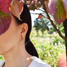 #enamel #earrings by #joidart
