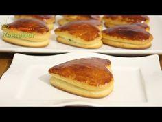 Kalp Poğaça Tarifi | Resimli Yemek Tarifleri Hayalimdeki Yemekler Homemade Beauty Products, Griddle Pan, Pretzel Bites, Health Fitness, Bread, Healthy, Desserts, Recipes, Food