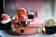 resep bebas gluten: shopaholic cake