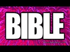 """BOOKS OF THE BIBLE song (Old Testament) """"Wonderful Books Of The Bible""""gotta find the one they use with New"""