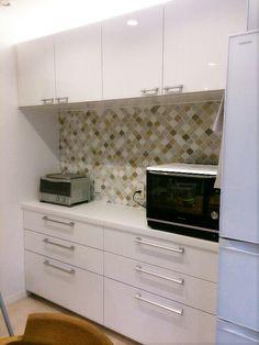 キッチンのタイル(コラベル)について | チアキ de 新築@京都
