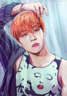 kharys.tumblr.com || BTS J-Hope || Bangtan Boys Jung Hoseok