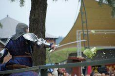 Hämeen keskiaikamarkkinat - Häme Medieval Faire 2008, Osuma - Hit, © Timo Martola