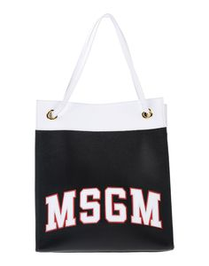 MSGM . #msgm #bags #leather #polyester #pouch #accessories #metallic #