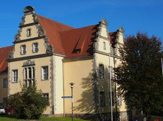 Das Amtsgericht in Eschwege an der Werra