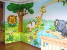 mural selva