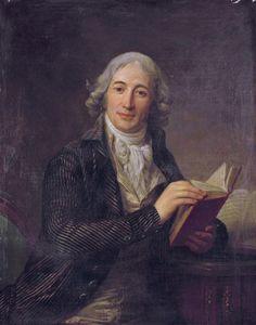 Artist Antoine Vestier (1740–1824)  English: Ministre Etienne-Louis-Hector de Joly Date1795 or 1796