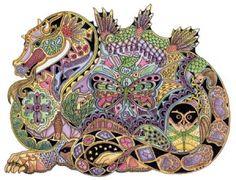 Earth Dragon | Sue Coccia