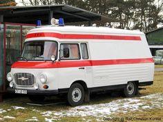 smh barkas | Barkas B 1000 SMH 3 - Schnelle medizinische Hilfe, Fahrzeug des ...
