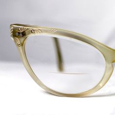 Shop for shuron on Etsy, the place to express your creativity through the buying and selling of handmade and vintage goods. Cat Eye Glasses, Vintage Cat, Bangles, Bracelets, 1960s, Frames, Gold, Handmade, Stuff To Buy