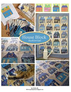 PDF tutorial on the house block