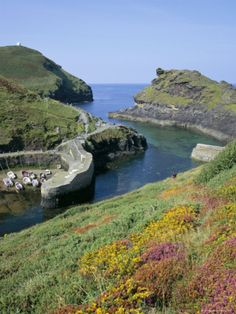 Boscastle Harbour, Cornwall by Roy Rainford Oxford England, England Uk, London England, Yorkshire England, Yorkshire Dales, Camping Cornwall, Devon And Cornwall, Bude Cornwall, North Cornwall
