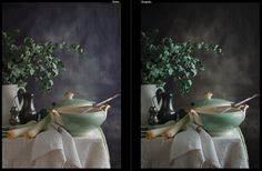 Cómo cambiar el color del fondo de una fotografía con Lightroom || ¿A qué saben las nubes? Photography