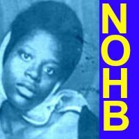 #NorthOmaha's martyr, 14-year-old Vivian Strong, in 1968. Learn more at http://northomaha.blogspot.com/2015/08/remembering-vivian-strong.html