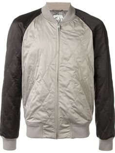 MARC JACOBS Quilted Bomber Jacket. #marcjacobs #cloth #jacket
