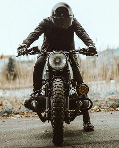 arjanvandenboom — ⚫️•Sir Royal B L A C K • ⚫️ @blackflamingosociety Photo credits: @marijeee_x_x_ Helmet by @hedonworkshop ------------------------------------------------------- #bmw #vintage #scrambler #motorcycle #caferacerxxx #caferacerworld #caferacerporn #caferacersofinstagram #caferacergram #awesome #dropmoto #bikebrewers #caferacer #caferacers #bikelife #croig #makelifearide #saintmotors #scramblerstrackers #pipeburn #themotoblogs #saintmotors #iwcmotorcycles #kaferacers #cool…