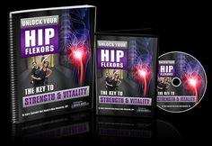 Does Unlock Your Hip Flexors Really Work? Is Unlock Your Hip Flexors worth your time and money? Is this Unlock Your Hip Flexors Scam Or Really Work? Tight Hamstrings, Tight Hips, Hip Pain, Back Pain, Arthritis, Hip Flexor Exercises, Hip Stretches, Stability Exercises, Flexibility Exercises