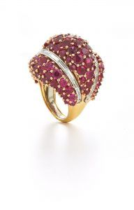 Marvel Designer Diamond Ring For Women By David Webb   Fashion Sensation