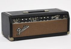 1965 Fender Bassman AA165 50 watt amplifier