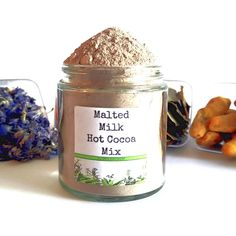 Malted Milk/Drinking Chocolate/Hot Chocolate/Hot Cocoa Bar/Food Gift/Spice Rack/Gifts For Foodies/Foodie Gift/Cooking Gift/Chocolate Hot Chocolate Gifts, Mini Chocolate Chips, Hot Cocoa Bar, Hot Cocoa Mixes, Gifts For Cooks, Food Gifts, Spice Rack Gift, Malted Milk, Spice Mixes