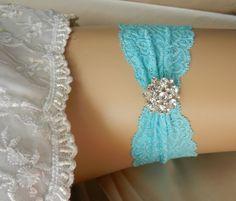 Garter, Garters, Wedding Garter, Bridal Garter, BLUE Garter, Blue lace garter, Lace Garter, garter, garters, rhinestone flower garter toss