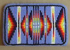Native American Crafts. Beadwork.